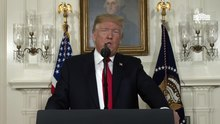 Файл:President Trump Delivers Remarks on the Humanitarian Crisis on Our Southern Border and the S January 19 2019.webm