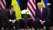 File:President Trump Participates in a Bilateral Meeting with the President of Ukraine Sept 25 2019.webm