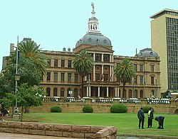Church Square, Pretoria