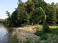 Prie Pakalniškių piliakalnio - panoramio.jpg