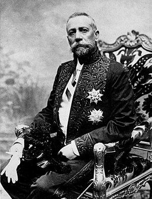 Albert I, Prince of Monaco - Image: Prince Albert I of Monaco circa 1910