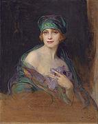 Princess Ruspoli, Duchess de Gramont (1888-1976), by Philip Alexius de László.jpg