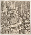 Procession of the Married Emperor, His Wife and The Pope from Saint Peter's Church, from Der Weisskunig MET DP834054.jpg