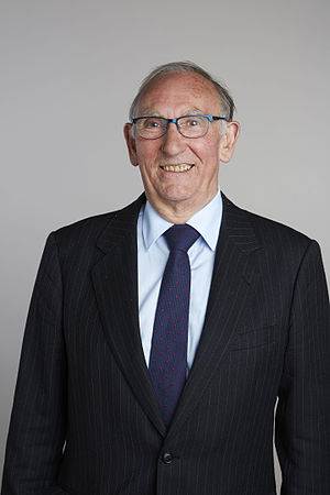 Roger A. Sheldon - Roger Sheldon in 2015, portrait via the Royal Society