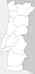 Traditionele indeling (1936-1976) in provincies
