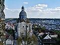 Provins Collégiale Saint-Quiriace Fassade 3.jpg
