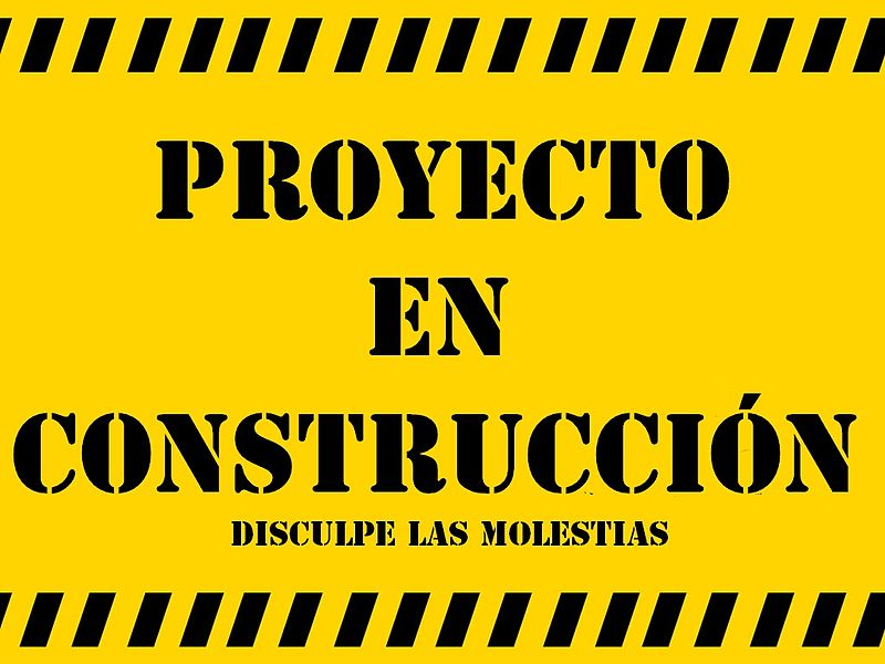 Image result for en construccion