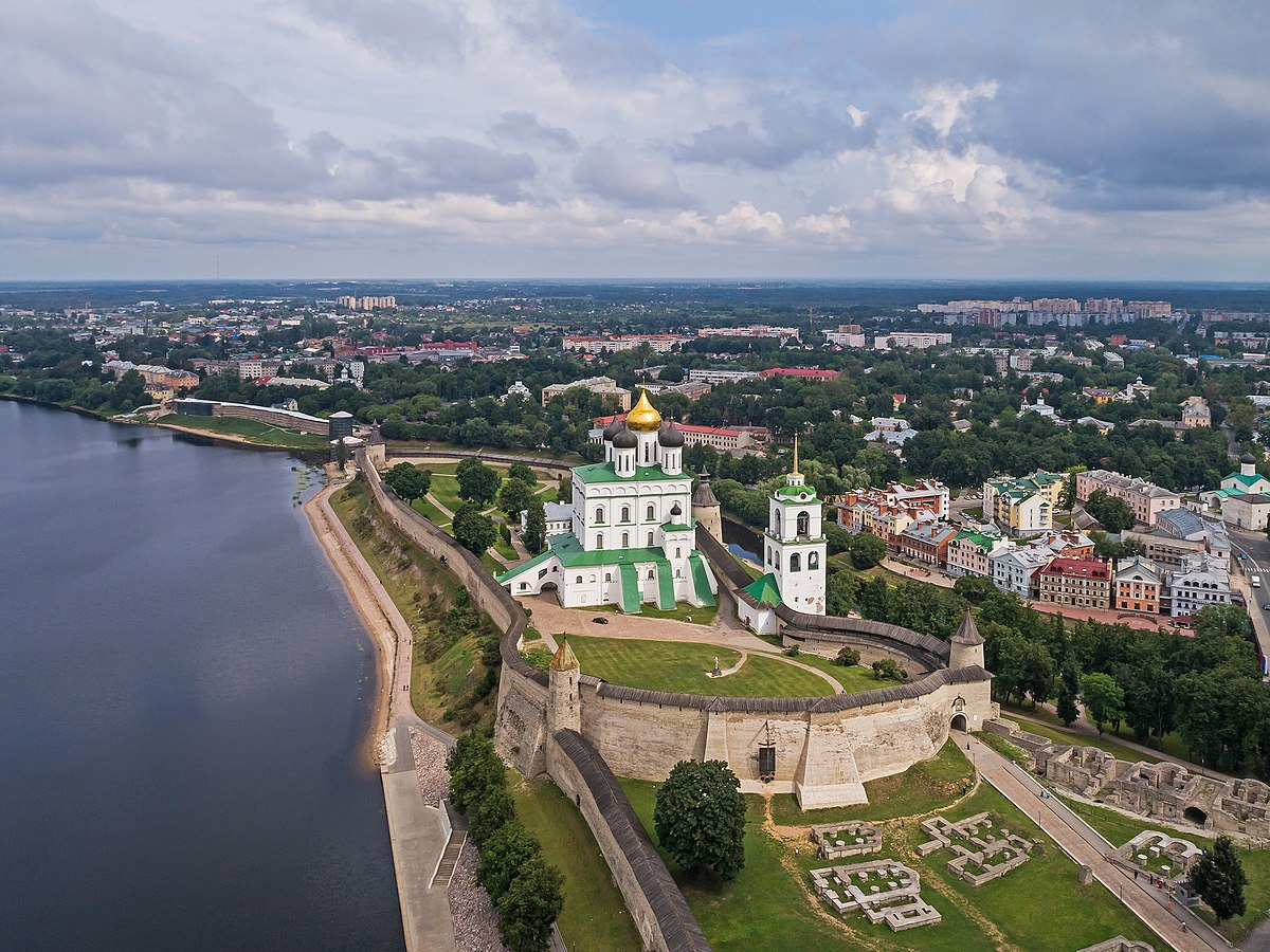 Pskov Travel Guide At Wikivoyage