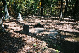 McNairy County, Tennessee - Purdy was the county seat of McNairy County until 1890. Graves in the Purdy cemetery date back to the early 1800s. (2007)