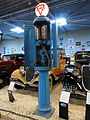 Purfina petrol pump at the Den Hartog Ford museum pic1.JPG