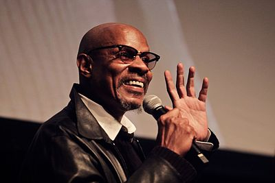 Avery Brooks, American actor, director, musician, singer, and professor