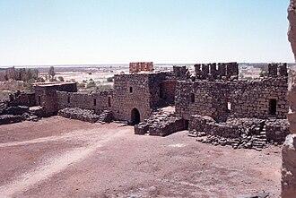 Qasr Azraq - Image: Qasr Al Azraq