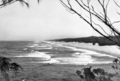 Queensland State Archives 256 Noosa beach looking from Paradise Caves c 1931.png