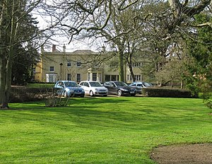 Queniborough - Queniborough Hall