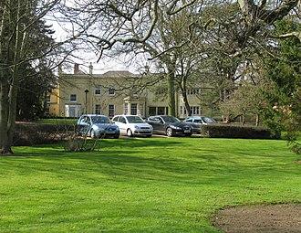Queniborough - Queniborough Hall
