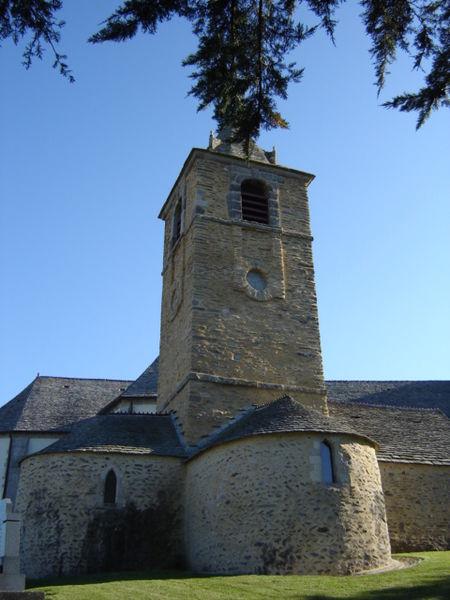 Photographie de la chapelle Saint-Germain de Querqueville.