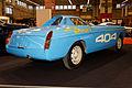 Rétromobile 2011 - Peugeot 404 diesel des records - 1965 - 003.jpg
