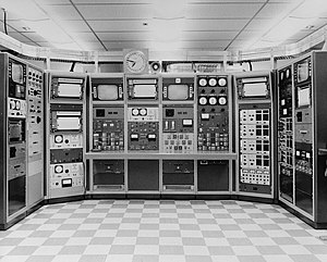 Heritage Documentation Programs - Image: RF Control Panel 2