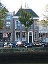 foto van Huis van vier traveeën met lijstgevel