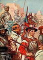 ROHM D201 The conquistadors enter tenochtitlan to the sounds of martial music.jpg