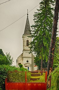 RO CV Araci reformed church 1.jpg