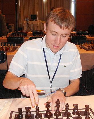 Ruslan Ponomariov - Ponomariov in 2008