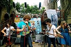 Ra Ra Riot, 2007