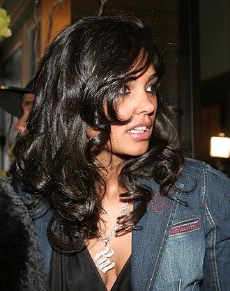 Rachel Roy - Roy in February 2005