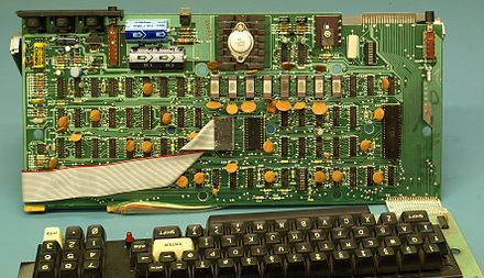 Tandy/RadioShack TRS-80 Model I PCB Radio Shack Tandy TRS-80 Model I PCB.JPG