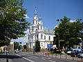 Radomsko, kościół par. p.w. św. Lamberta 01.JPG