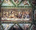 Raffael, Loggia di Psiche, Villa Farnesina, Rome 03.jpg