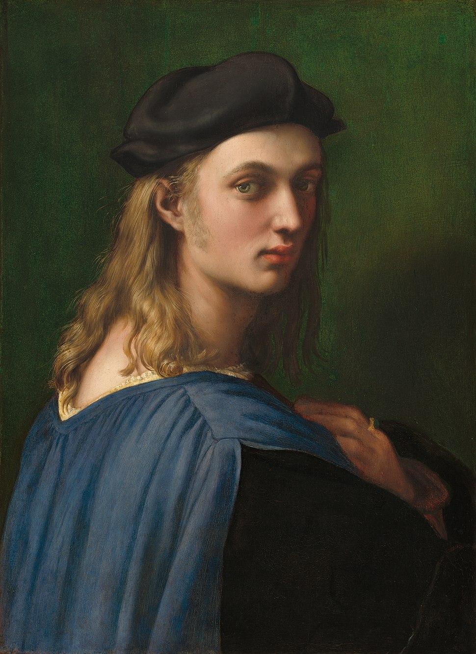 Raffaello Sanzio - Ritratto di Bindo Altoviti