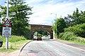 Railway bridge to west of Bury St Edmunds - geograph.org.uk - 21019.jpg