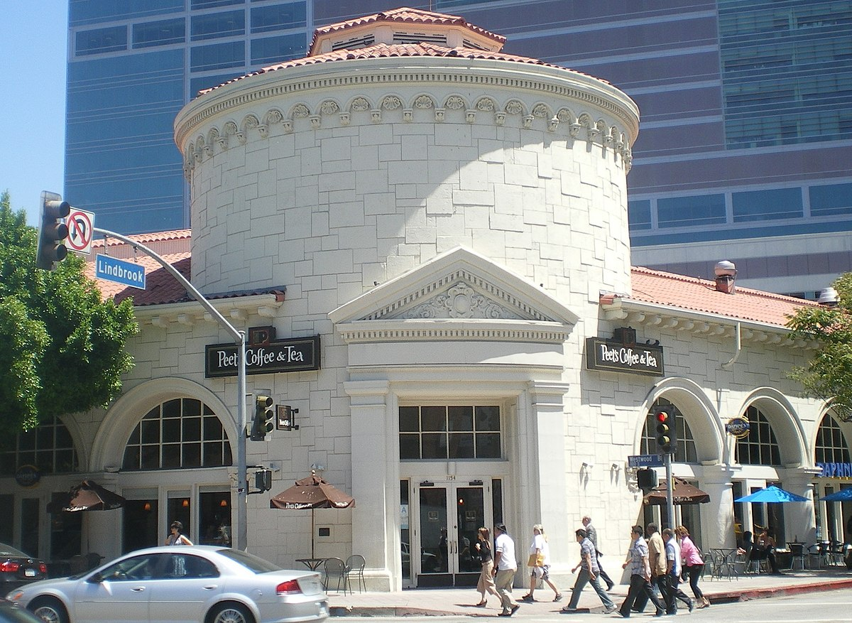 Los angeles california clothing stores