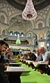 Ramadan 1439 AH, Qur'an reading at Shah Abdul Azim Mosque - 30 May 2018 18.jpg