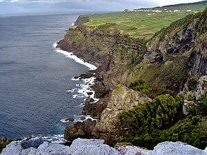 Raminho - The cliff faces of the northern coast of Raminho