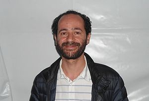 Ramzi Aburedwan - Image: Ramzi Aburedwan 2015