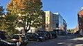 Rana bibliotek, Campus Helgeland, Torggata 1A, Mo i Rana, Norway, 2017-10-09 cropped panorama.jpg
