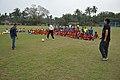 Ranjan Chowdhury - Syed Nayeemuddin - Jamshid Nassiri - Showing Skills - Football Workshop - Sagar Sangha Stadium - Baruipur - South 24 Parganas 2016-02-14 1180.JPG