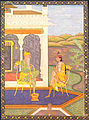 Ranjit Singh and Hira Singh, Punjab, c 1835-9.jpg