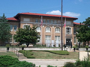Rankin County, Mississippi - Image: Rankin County Courthouse