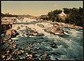 Rapids, Hønefoss, Ringerike, Norway LOC 3174195477.jpg