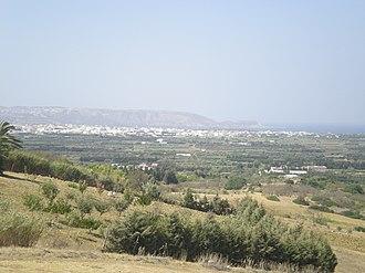 Ras Jebel - Image: Ras Jebel Plain