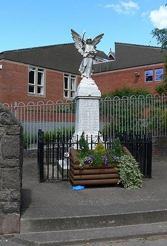Ratby - Ratby War Memorial