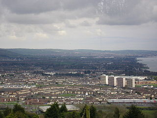 Newtownabbey Human settlement in Northern Ireland