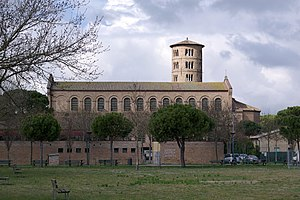 TheBasilica of Sant'Apollinare in Classe in Ra...