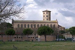 Basílica de San Apolinar en Classe