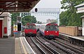Ravenscourt Park tube station MMB 10 1973 Stock.jpg