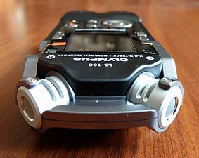 Recorder Olympus LS-100 - 10.jpg