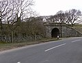 Redundant Whitby - Pickering railway bridge - geograph.org.uk - 360056.jpg